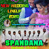 SPANDANA NEW WEDDING LINEUP 2020-09-19