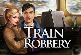 Train Robbery Hidden Object Online Game