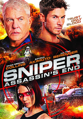 Sniper: Assassin's End [2020] [DVDR NTSC] [Latino]