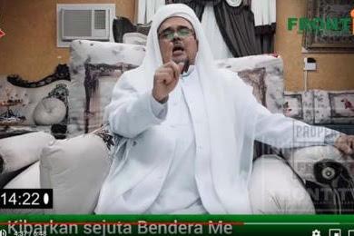 Habib Rizieq Sebut Luhut dan Hendropriyono Terlibat Kecurangan Pemilu