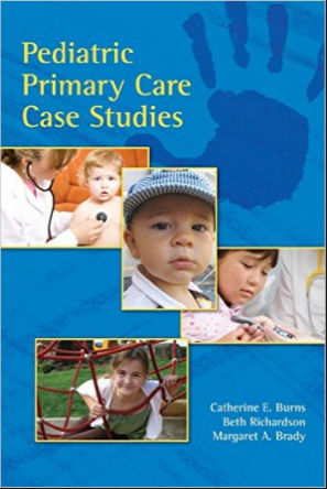 Pediatric Primary Care Case Studies [PDF]- Burns, Catherine