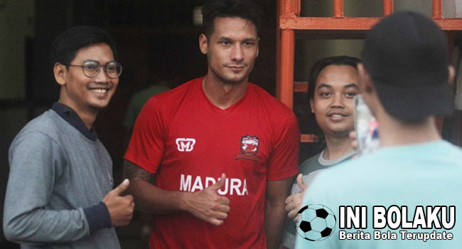 Maitimo Dipinjamkan Ke Persebaya Oleh Madura United