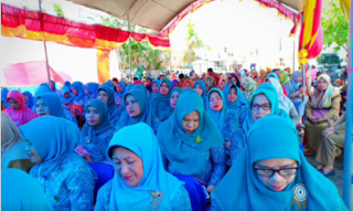 Bakti Sosial KB-Kesehatan PKK, Kabupaten Kepulauan Selayar
