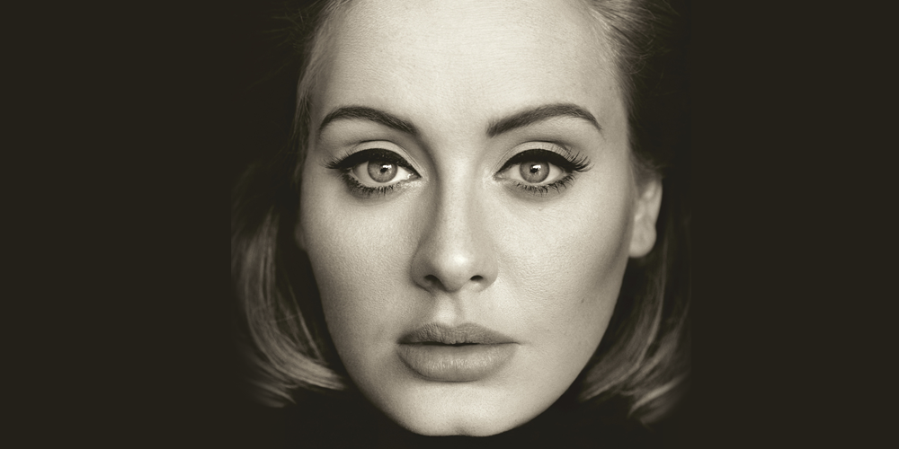 Adele's 25 is Now On Spotify