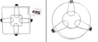 Flipkart- Buy KVG Polished Trivet (Pack of 1) at Rs 59