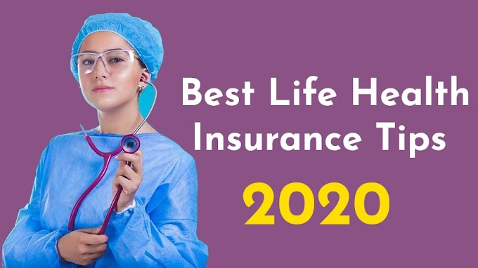 Best Health Insurance Tips 2020