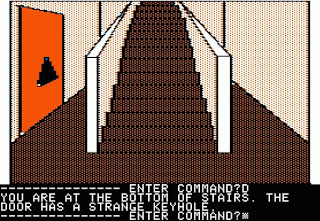 Cranston Manor - Apple II