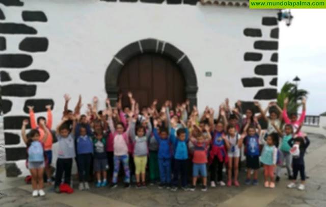 Medio centenar de menores se benefician de las Actividades de Verano del Ayuntamiento de Puntallana