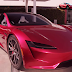 The 2020 Tesla Roadster is more like a fighter plane