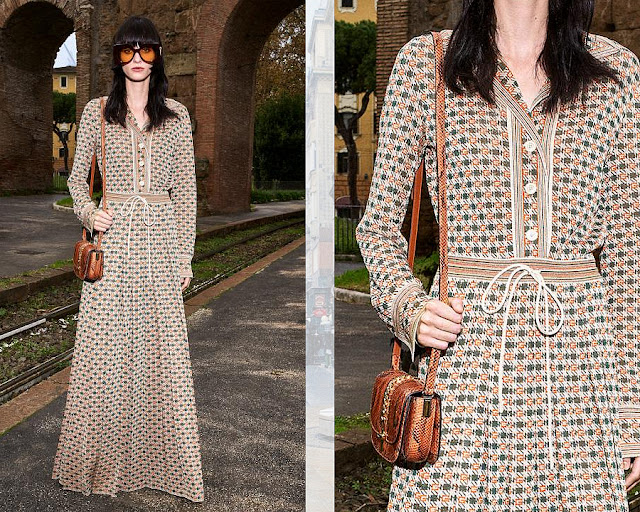 Коллекция Gucci Pre-Fall 2020 5