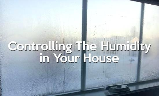 Control Humidity without Dehumidifier