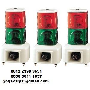 Jual Lampu MSGS 2 Susun Lampu Buzzer Untuk Industri di Jakarta