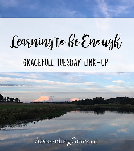 Graceful Tuesday Linkup