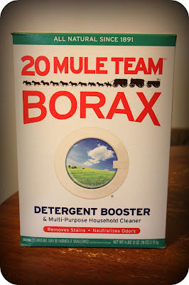 mommy's reviews: 20 Mule Team Borax Review & Giveaway {2 ...