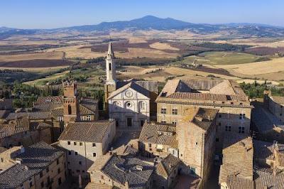 Cose da vedere a Pienza - Itinerari in Toscana