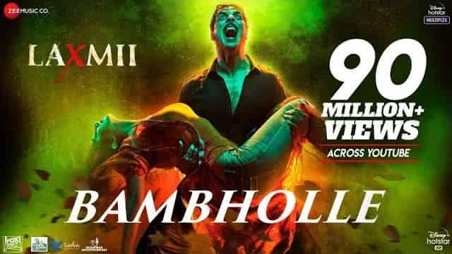 बमभोले BamBholle Hindi Lyrics - Laxmii | Akshay Kumar
