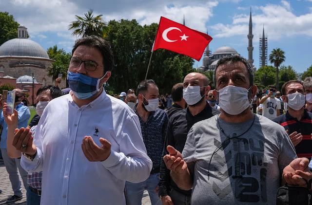Ο Ερντογάν δεν θέλει την αποκλιμάκωση