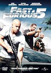 Fast And Furious 5 (2011) BRRip Dual Audio 720p (Hindi-English) Download