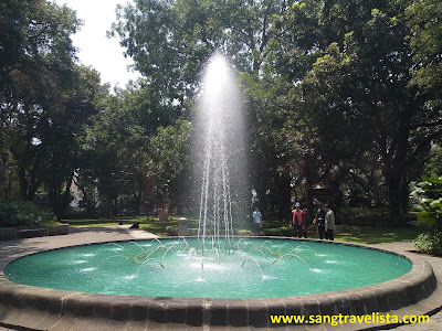 Taman Suropati Menteng