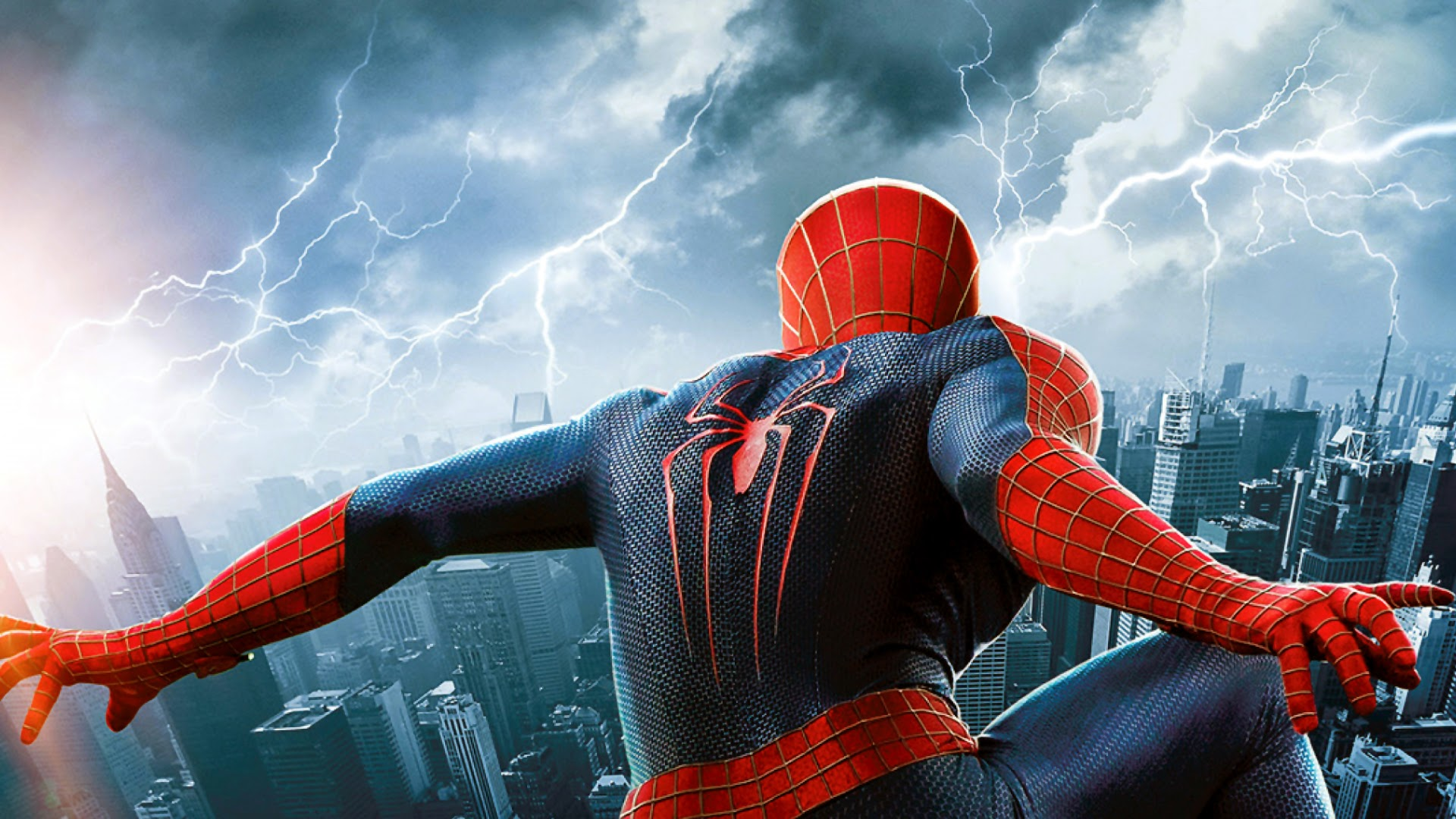 amazing spiderman hd wallpaper -#main