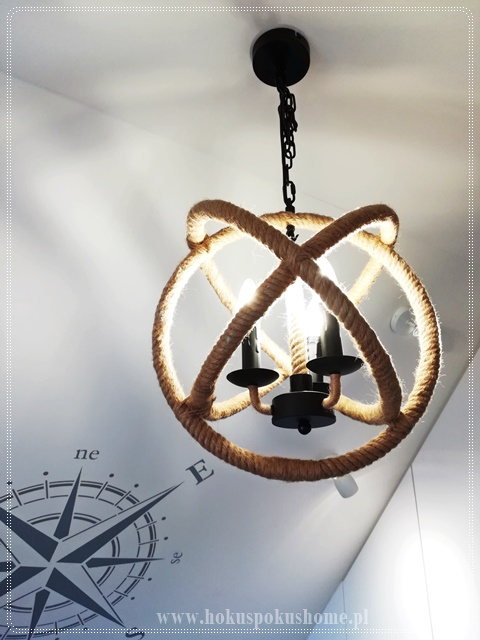lampa ze sznurka