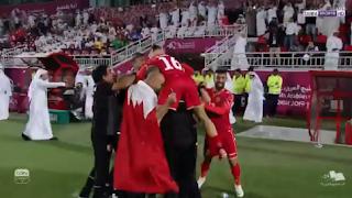 فيديو : الرميحي يدخل التاريخ من أوسع أبوابه  ويهدي  أول لقب له في تاريخ كأس الخليج العربي