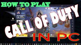 Main Lancar. Cara Main CALL OF DUTY Mobile Di PC Dengan Gameloop