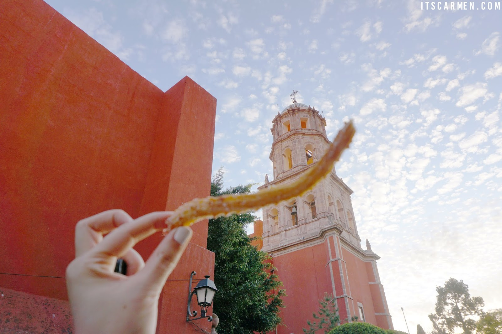Things to Do in Queretaro Centro, Mexico eat churros