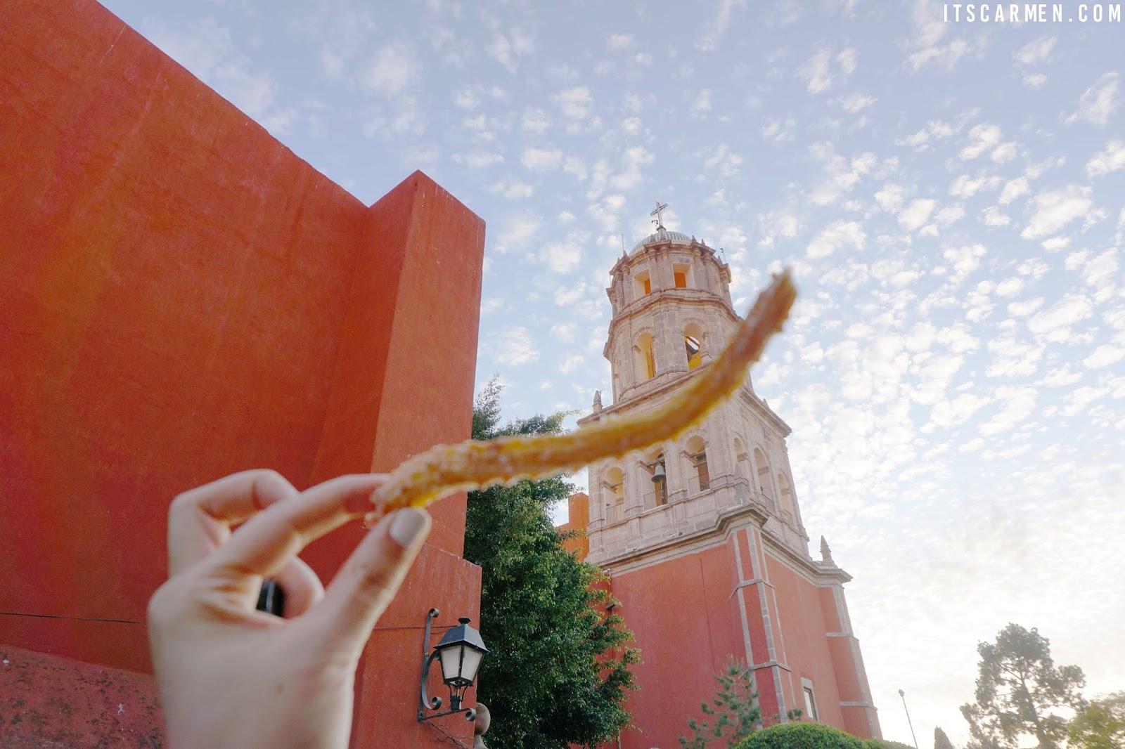 Things to Do in Queretaro Centro, Mexico eat churros