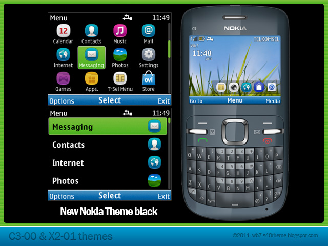 Nokia xpressmusic 5130 themes free download zedge