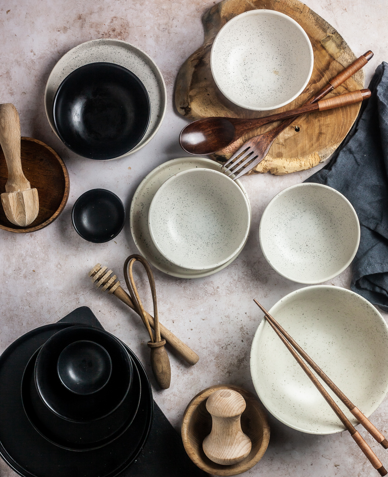 How to choose props for food photography