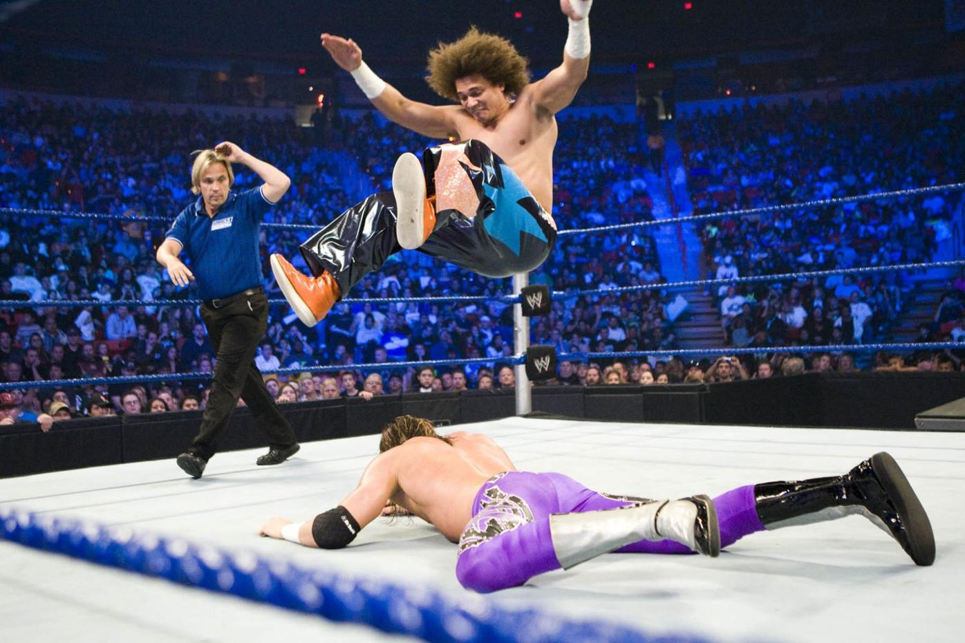 Carlito on WWE SmackDown