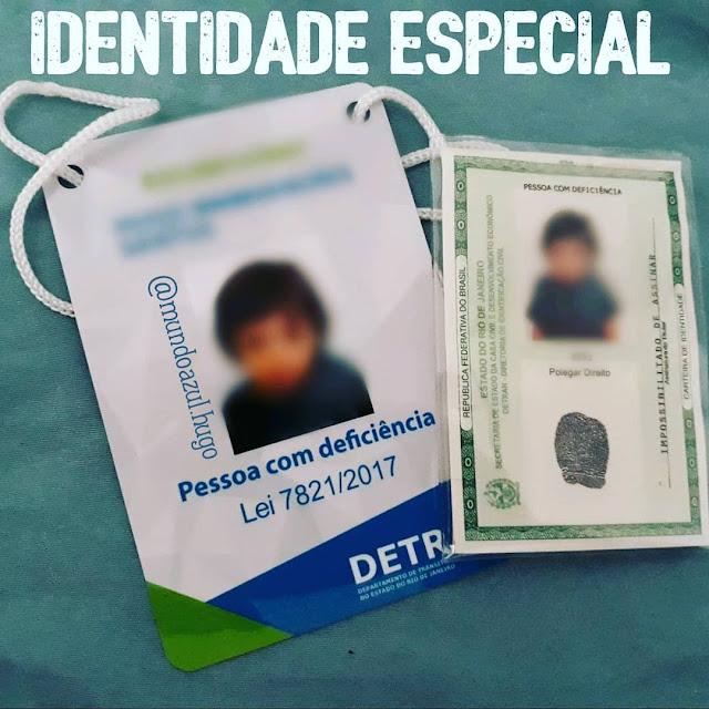 Pessoa com Deficiência: Emissão da Carteira de Identidade Diferenciada