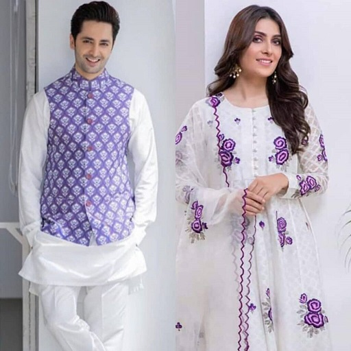 Danish Taimoor and Ayeza Kan Same Dress excellent Clicks