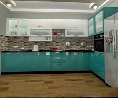 modular kitchen design ideas for modern small kitchen 2019