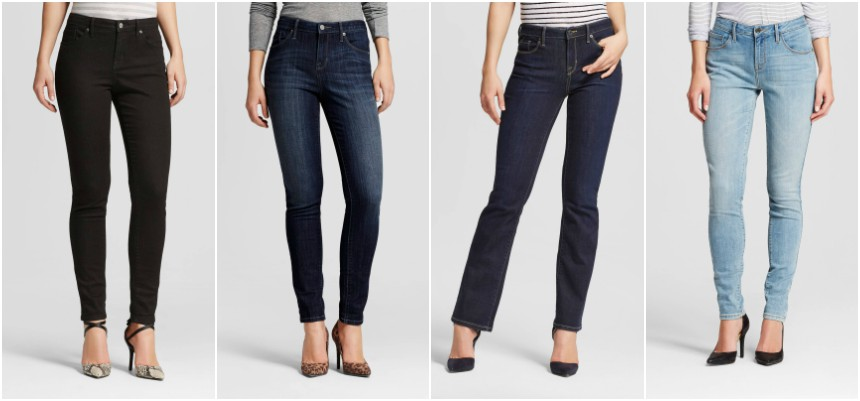 Target: Jeans for only $11 (reg $28)!