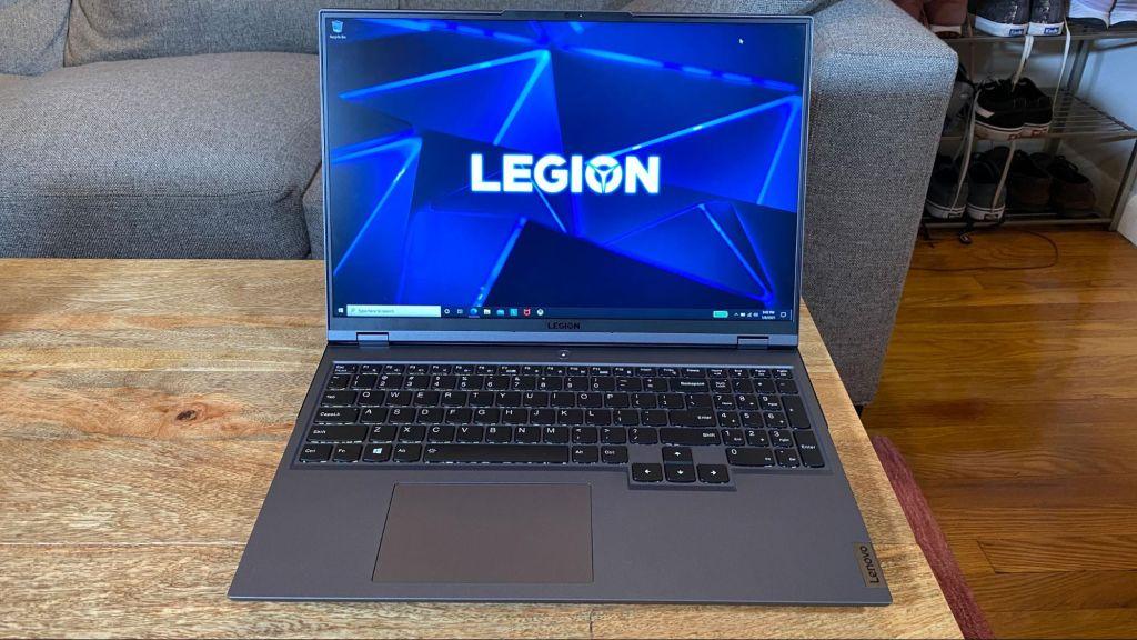 Trên tay Lenovo Legion 5 Pro - 2021