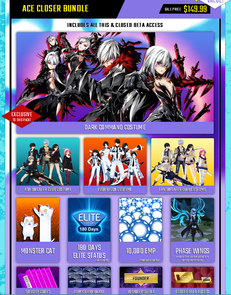 Closers Online - Founder pack