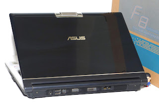 Laptop Gaming ASUS F8S T9300 Second Fullset