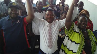 Actors Guild Election: Lagos Chair, Don Pedro Aganbi Endorses Mama Ajasco
