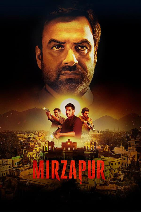 Mirzapur S02 Complete