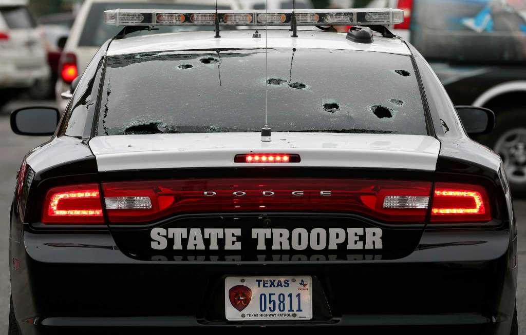 Hail Damages Every Vehicle At McKinney Dealership