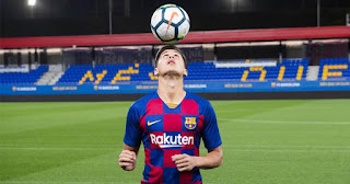 Santiago Ramos Mingo: what you need to know about the 18-year-old center back from Barcelona B team.