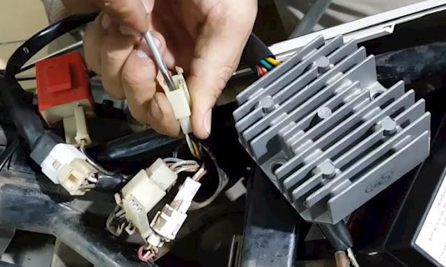Xe muốn độ đèn Led, đèn Xenon thì phải lên điện bình, độ sac 2 pha hoặc 3 pha