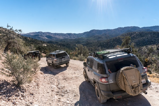 Tours Off-Road em Big Bear Mountain