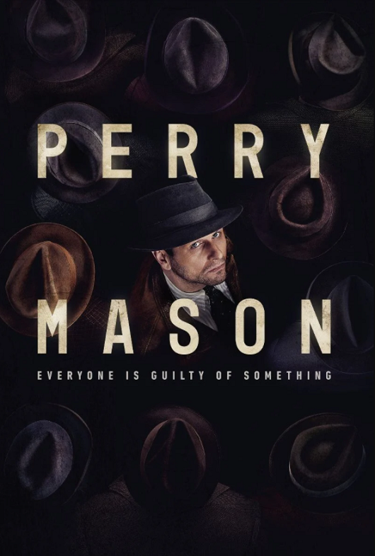 Perry Mason S1 poster