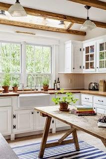foto cocina country