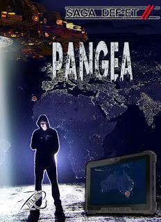 Libro Pangea, saga DEF-ET, de ZetaBon - Cine de Escritor