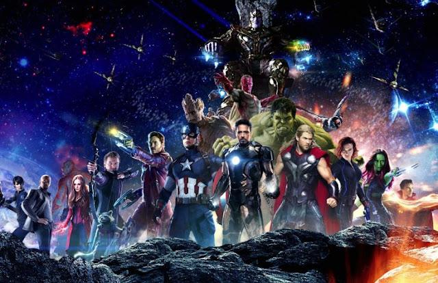 Aquí está todo lo que debes saber de Avengers: Infinity War