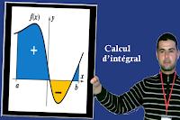 الحساب التكاملي دروس وتمارين Calcul d'intégral